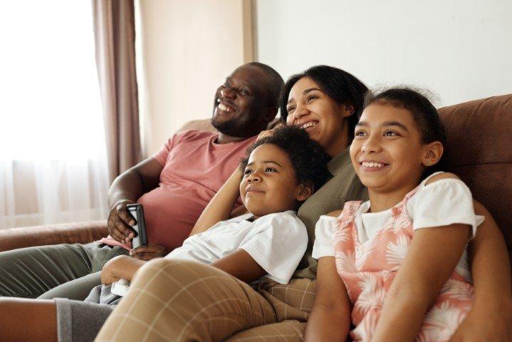 Filmdag gezin