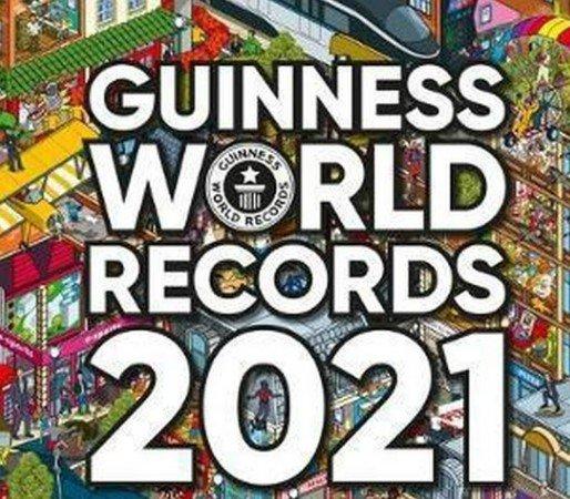 Wereldrecords boek 2021