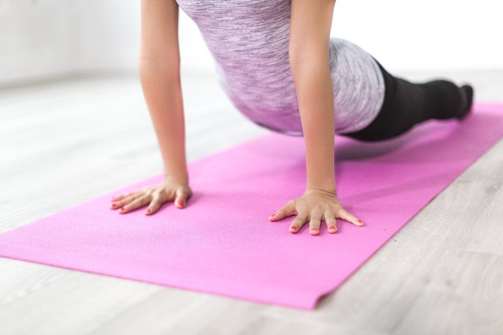 Yoga voor dames