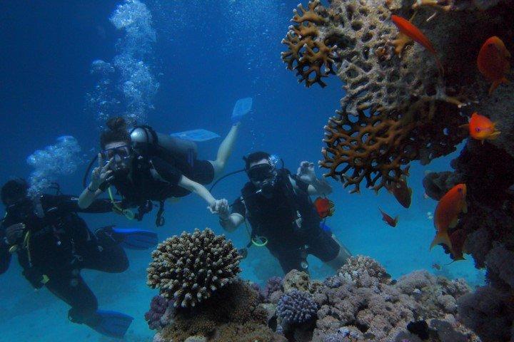 Diepzee duiken