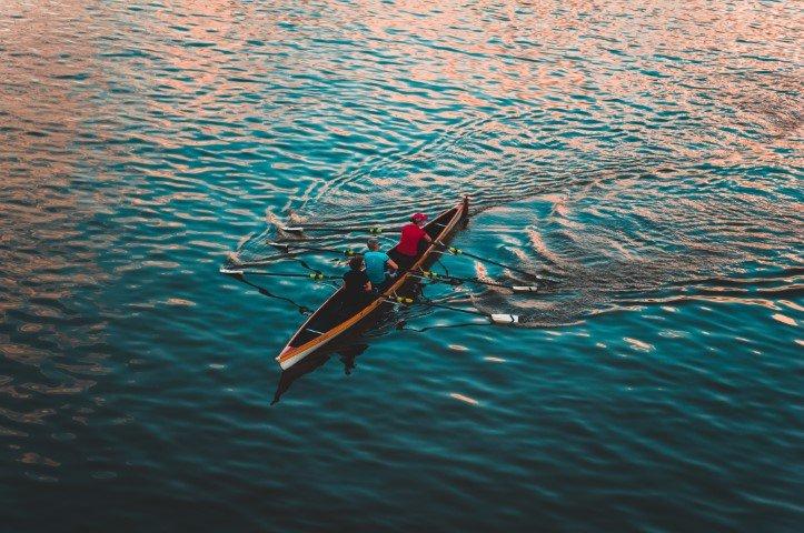 Kano en kajakken