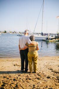 Senioren hobby ouderen