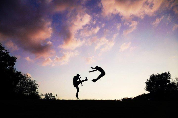 Vechtkunst martial arts