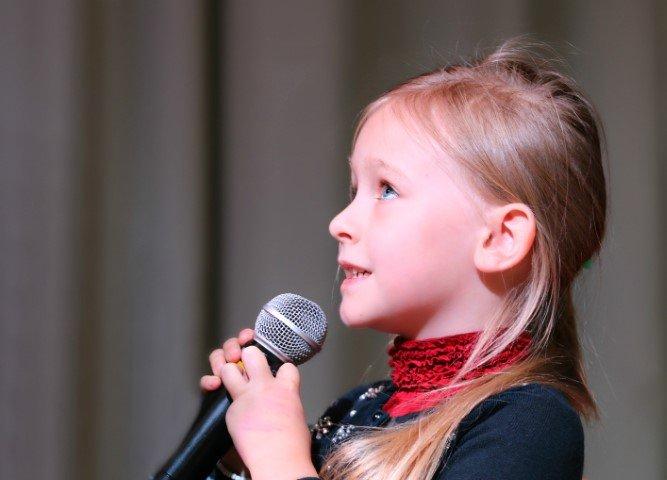 Zingen kind