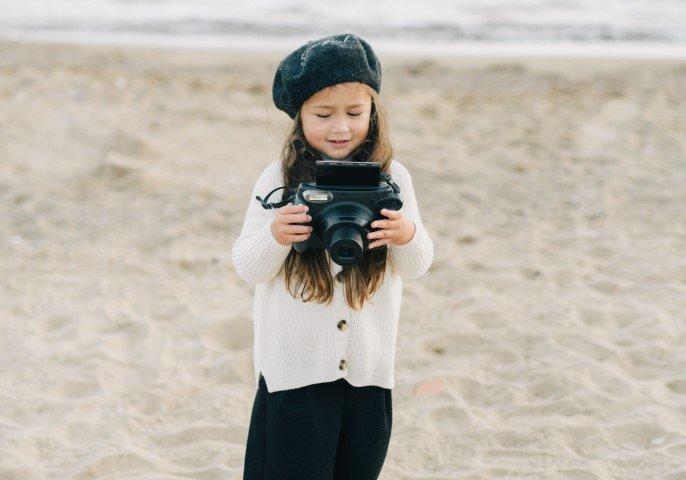 fototoestel kind