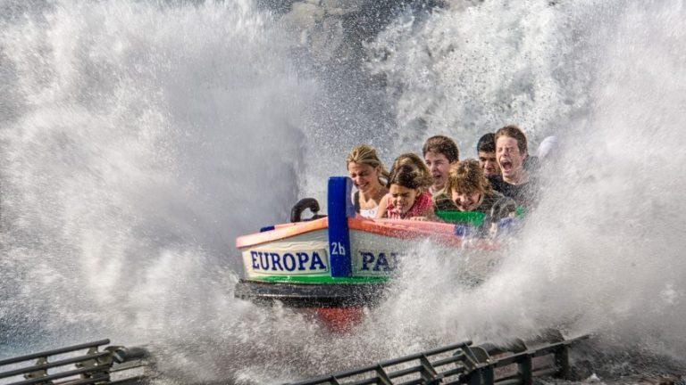 Pretpark splash Nederland